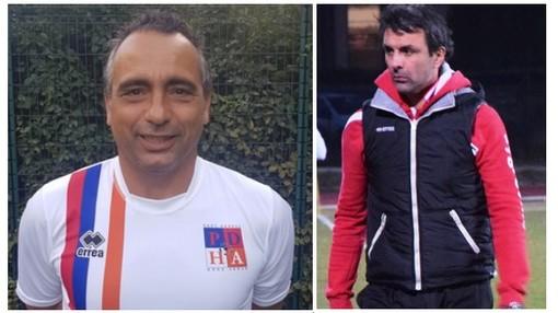 Mauro Cusano e Alberto Rizzo