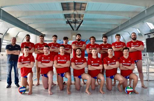 Serie B di pallanuoto, importante  vittoria per la Dinamica su Rapallo