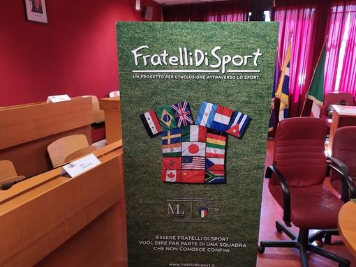 """Nasce il progetto """"Fratelli di sport"""", quattro le associazioni piemontesi coinvolte"""