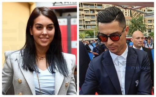 Giovedì Cristiano Ronaldo e Georgina approdano al Festival di Sanremo