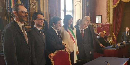 """""""Orgogliosi dell'eredità di bellezza e lealtà che ci ha lasciato"""": ricordato in Sala Rossa il Grande Torino (FOTO)"""