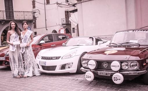 """Carmagnola, il """"Giovedì sotto le stelle"""" è dedicato a Giorgio Burzio, grande appassionato di rally e automobilismo in genere"""