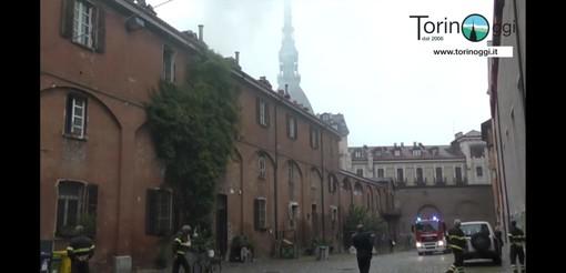 """Incendio alla Cavallerizza, l'assessore Poggio contro il Comune: """"Riqualificazione? Ha sbagliato strada"""" [VIDEO]"""