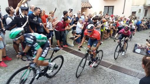 Cesare Benedetti, una vita da gregario, in trionfo a Pinerolo nel giorno in cui si ricordava l'impresa di Coppi (FOTO)