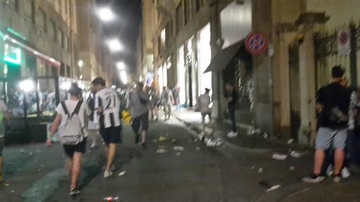 Piazza San Carlo: i processi restano separati