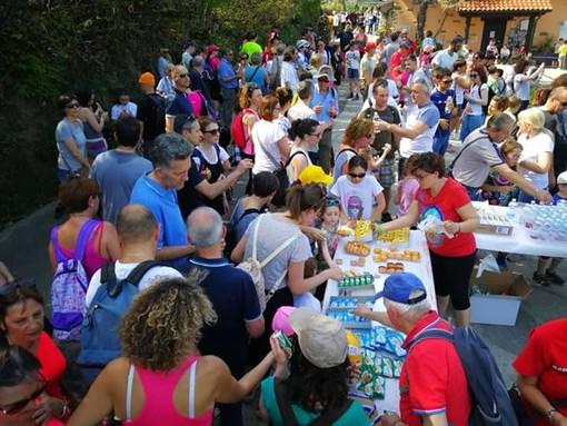 Anche la festa di Abbadia Alpina sale sui pedali