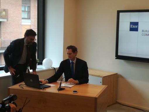 """John Elkann parla anche di Juve, nella lettera agli azionisti Exor: """"Progetto di crescita per un futuro più sostenibile"""""""