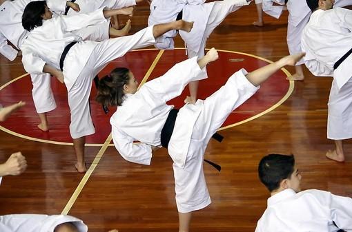 A Torino i Campionati Italiani Uisp di Karate