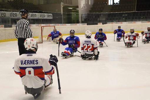 Al Torneo Internazionale di Para-Ice Hockey di Torino l'Italia vola in finale