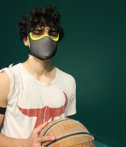 Dal Politecnico di Torino in arrivo le mascherine dello sport
