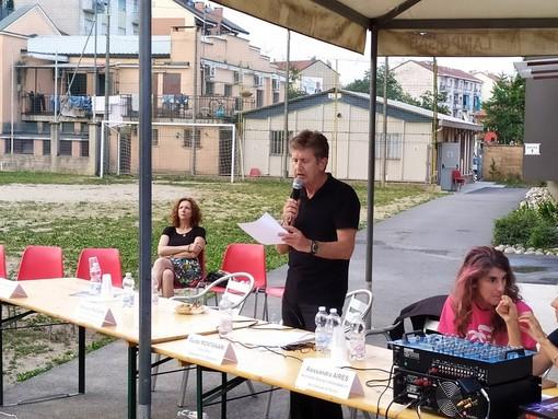 """Palavolley a Parella, il sì di Montanari davanti ai cittadini: """"Opportunità preziosa"""""""