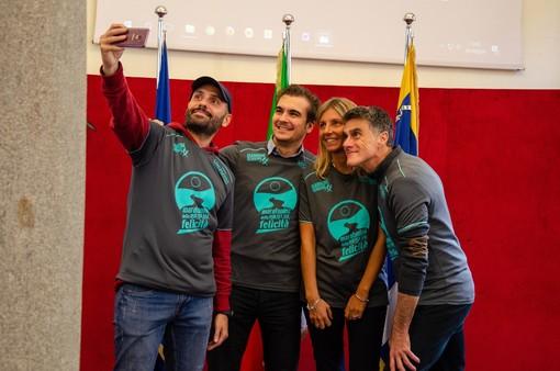 Presentata la 6^ Maratonina della Felicità