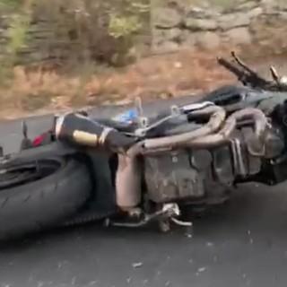 Incidente stradale nel Canavese: morto il motociclista di Chivasso Stefano Bianco