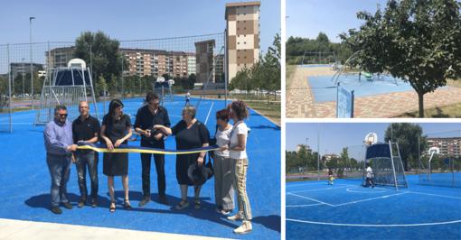 Inaugurazione parco Pietro Mennea: ai torinesi uno spazio di 35.000 metri quadri di sport e frutta (FOTO e VIDEO)