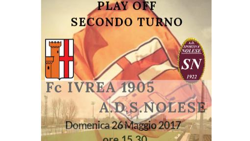 LE PARTITE DI DOMENICA - Calcio, ecco il 2° turno playoffs in Promozione e Prima