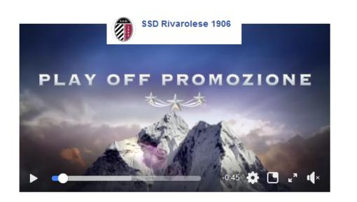 """VIDEO EMOZIONALE - Rivarolese, ecco i playoffs: """"Momento della verità"""""""