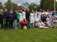 La festa a Rivoli per la vittoria del campionato di Promozione
