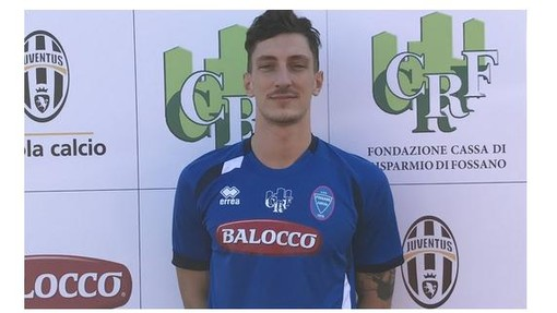 Gabriele Sampò dal Fossano all'Union Bussoleno