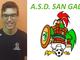 Samuele Marongiu, classe 2003, ragazzo autistico pronto a esordire coi normodotati del San Gallo Settimo