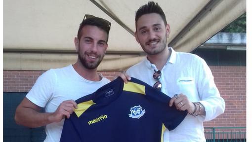 Vincenzo Bommaci e Giuseppe Sansone allo Spazio Talent Soccer