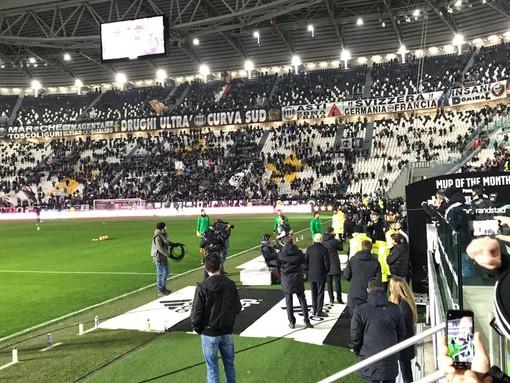Juve, all'Allianz Stadium è arrivata la Supercoppa (FOTO)