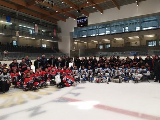 Trionfo dell'Italia al 9° Torneo Internazionale di Para-Ice Hockey di Torino (Foto)