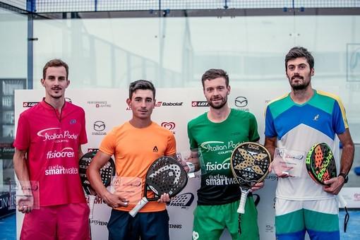 Padel,  Pappacena/Sussarello e Cattaneo/Rosette Barriga conquistano lo slam al Monviso Sporting Club di Grugliasco
