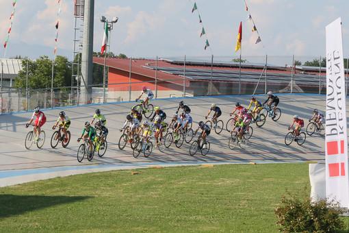 Il Canavese e il Piemonte protagonisti ai Campionati Italiani Giovanili di Ciclismo su Pista